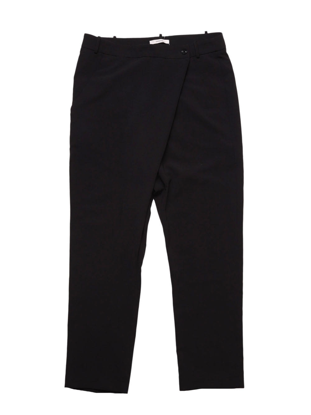 Front photo of Preloved Imperial Black Woman's trousers - size 6/XS