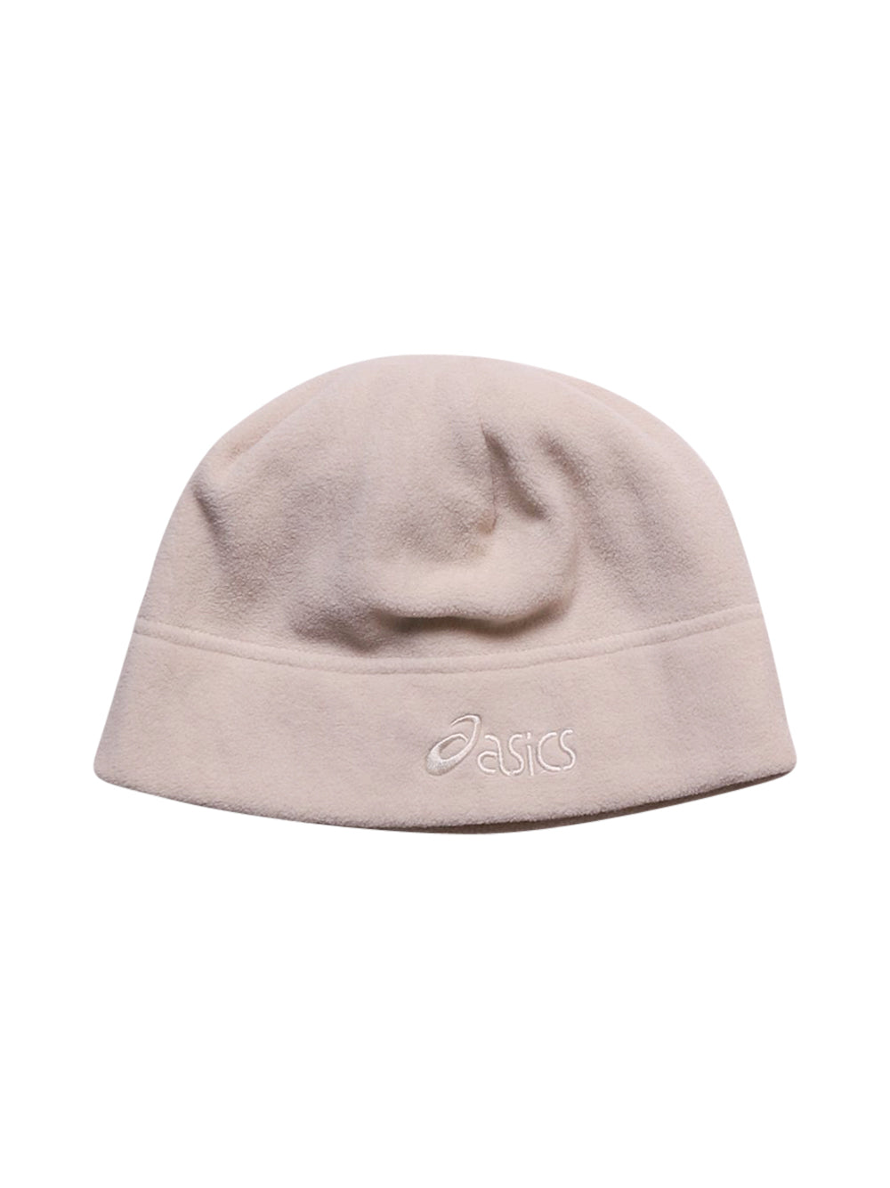 Front photo of Preloved Asics Beige Woman's hat - size 10/M
