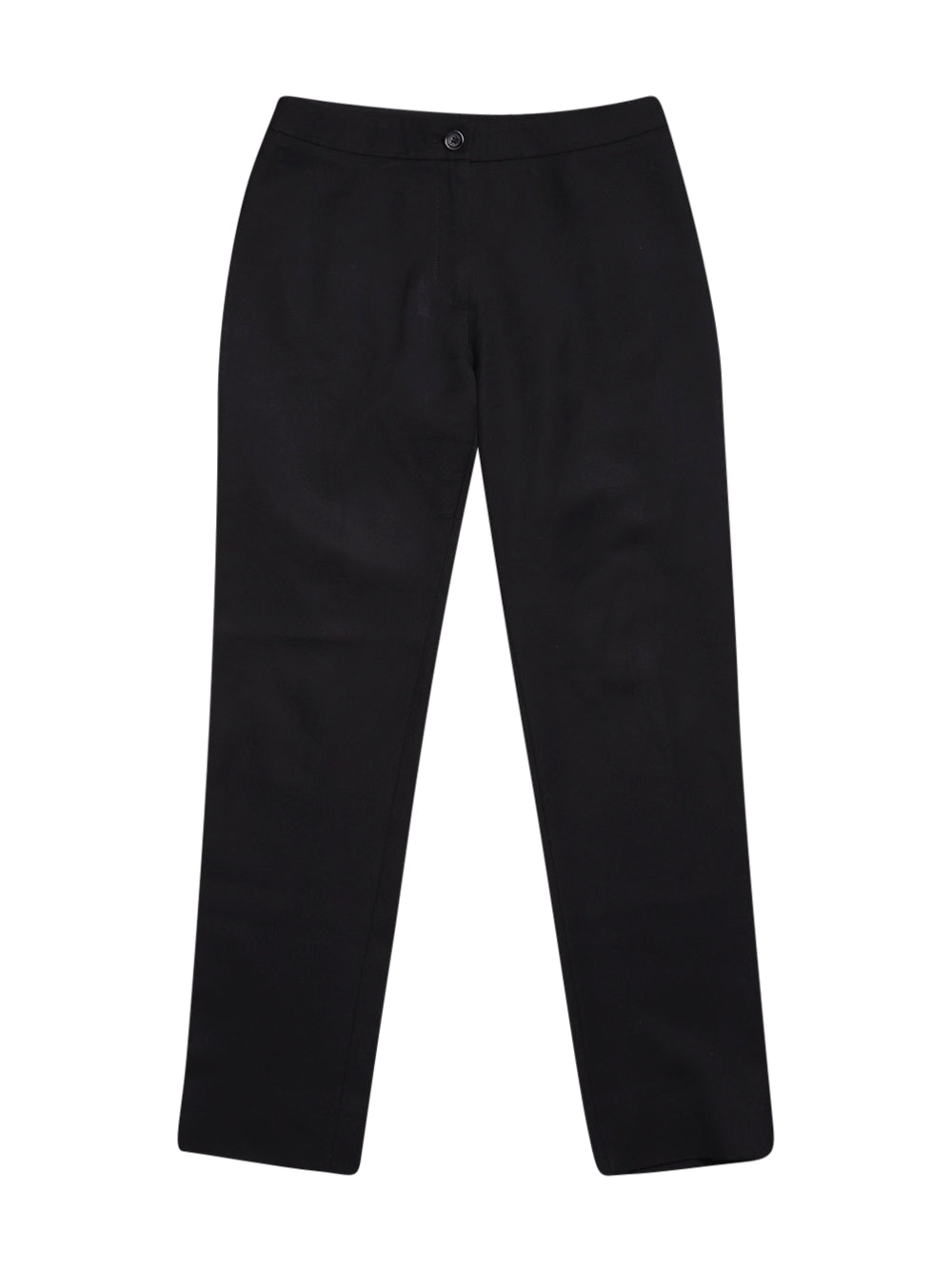 Front photo of Preloved Caractère Black Woman's trousers - size 8/S
