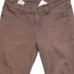Detail photo of Preloved Sisley Brown Woman's trousers - size 10/M