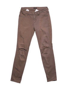 Front photo of Preloved Sisley Brown Woman's trousers - size 10/M