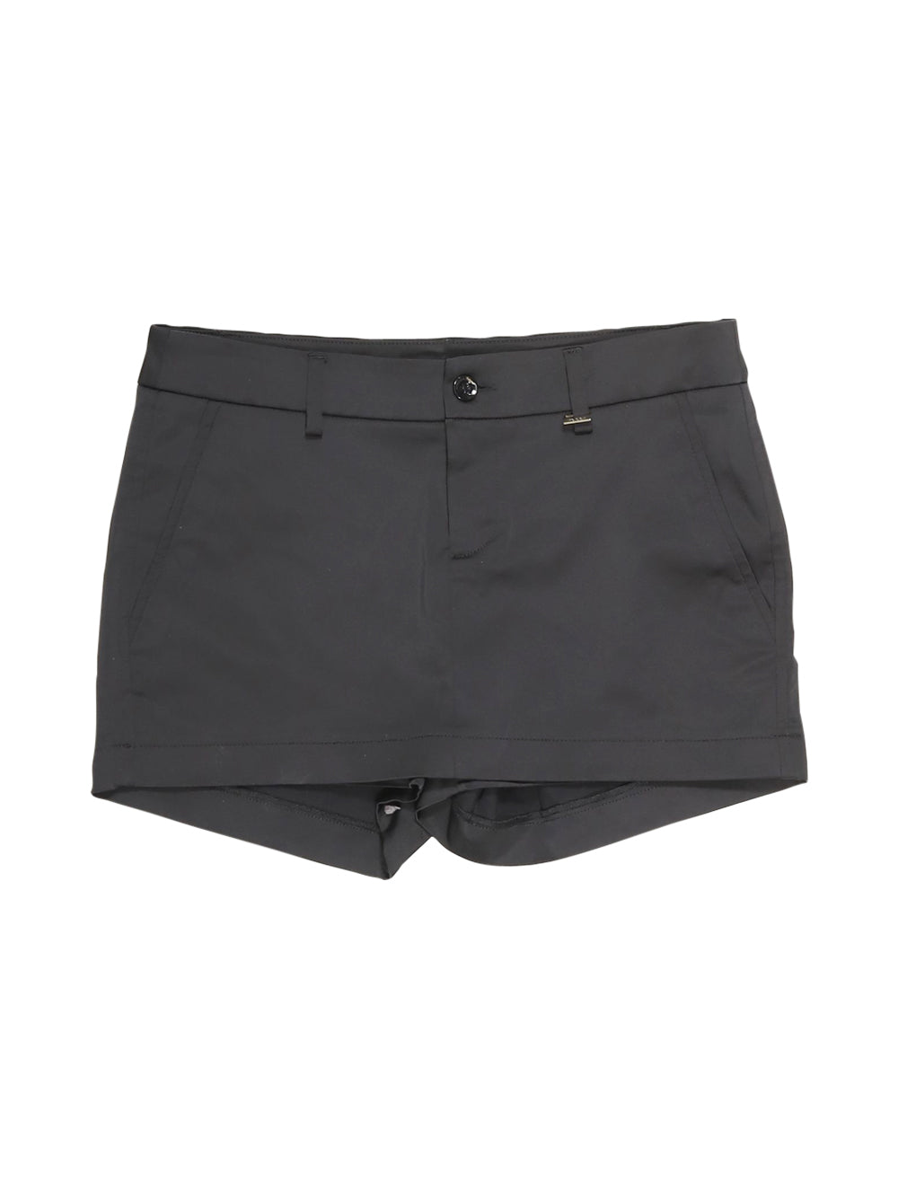 Front photo of Preloved Kocca Black Woman's shorts - size 6/XS