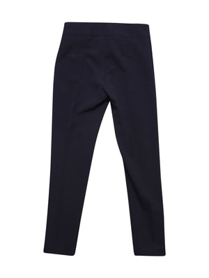 Back photo of Preloved Emanuela Costa Blue Woman's trousers - size 8/S