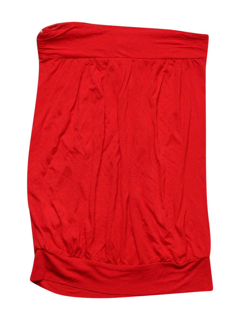 Back photo of Preloved Motivi Red Woman's sleeveless top - size 8/S