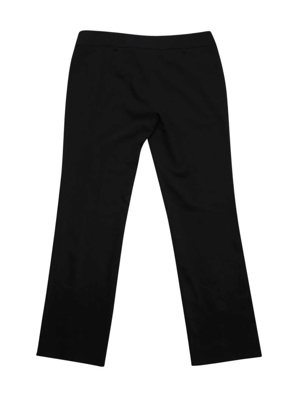 Back photo of Preloved Bisette Black Woman's trousers - size 16/XXL