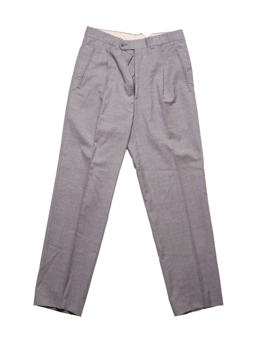 Front photo of Preloved Corneliani Grey Man's trousers - size 40/L