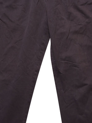 Detail photo of Preloved Avirex Grey Man's trousers - size 34/XS