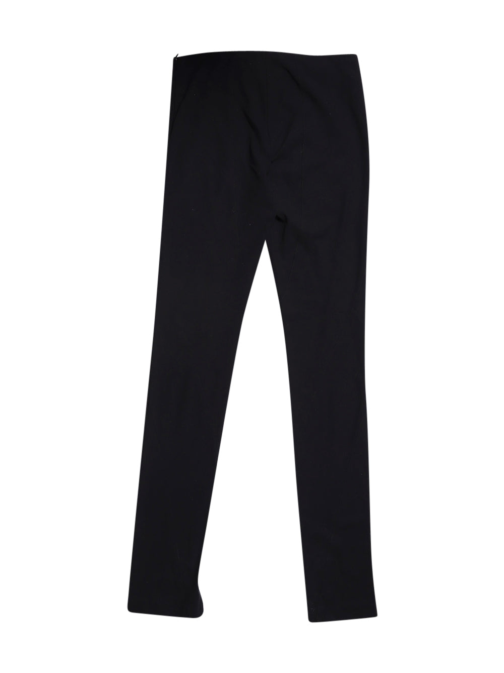 Back photo of Preloved Sisley Black Woman's trousers - size 10/M