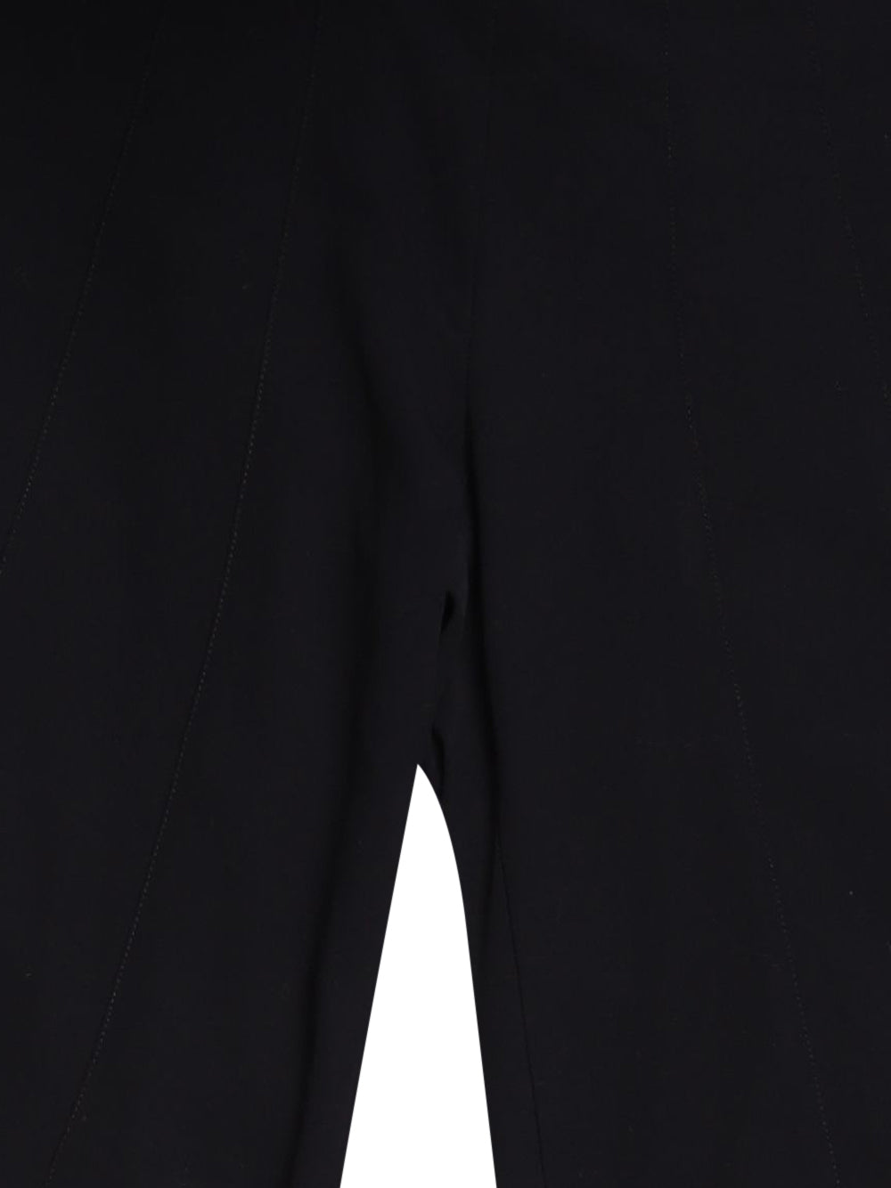 Detail photo of Preloved Sisley Black Woman's trousers - size 10/M