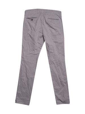 Back photo of Preloved libero Grey Man's trousers - size 38/M