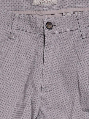 Detail photo of Preloved libero Grey Man's trousers - size 38/M