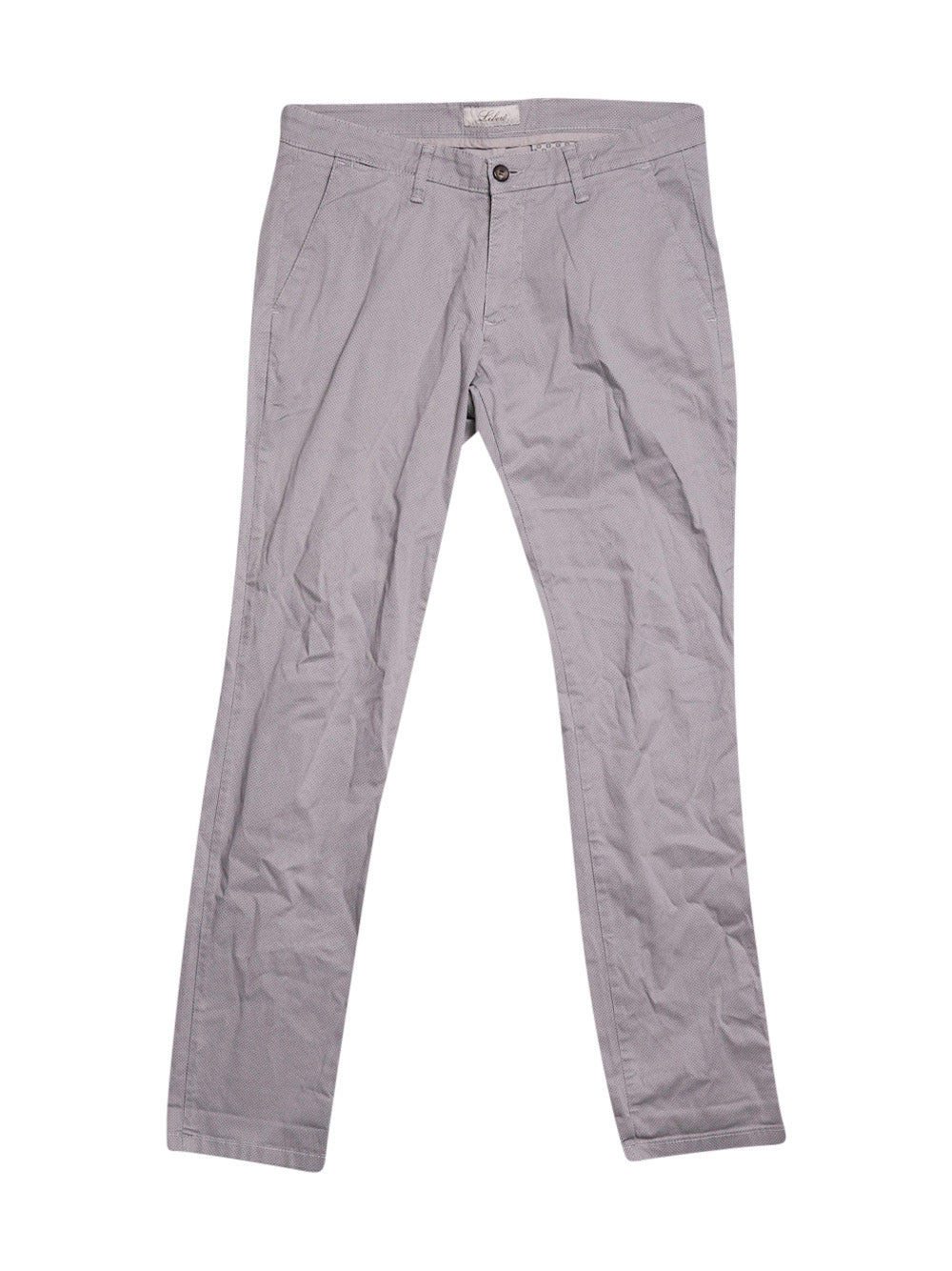 Front photo of Preloved libero Grey Man's trousers - size 38/M