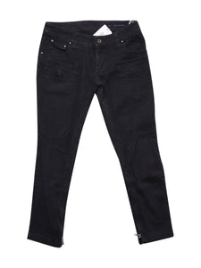 Front photo of Preloved Silvian Heach Black Woman's trousers - size 12/L
