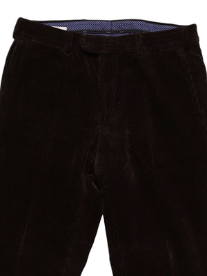 Detail photo of Preloved Bugatti Green Man's trousers - size 38/M