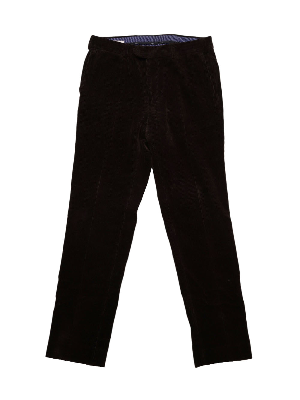 Front photo of Preloved Bugatti Green Man's trousers - size 38/M