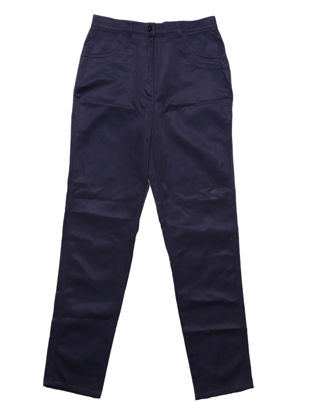 Front photo of Preloved Pennyblack Blue Woman's trousers - size 10/M