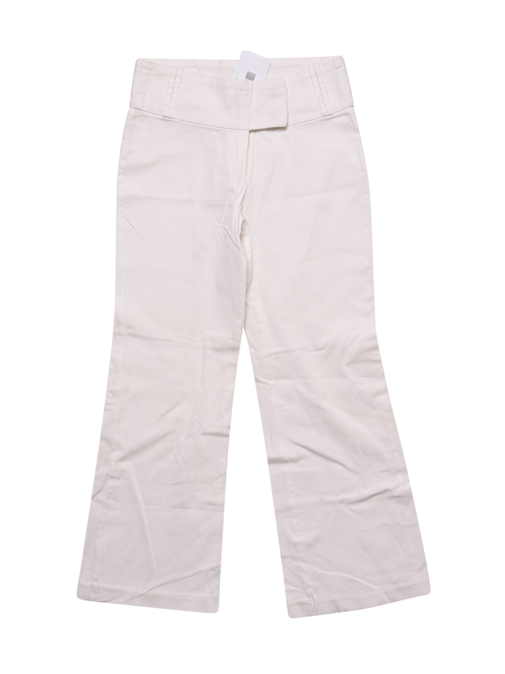 Front photo of Preloved Rinascimento - Made In Italy White Woman's trousers - size 6/XS