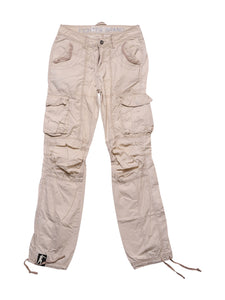 Front photo of Preloved Boxeur Des Rues Beige Woman's trousers - size 8/S