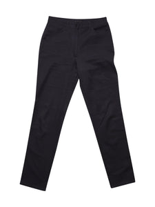 Front photo of Preloved Sisley Black Woman's trousers - size 14/XL