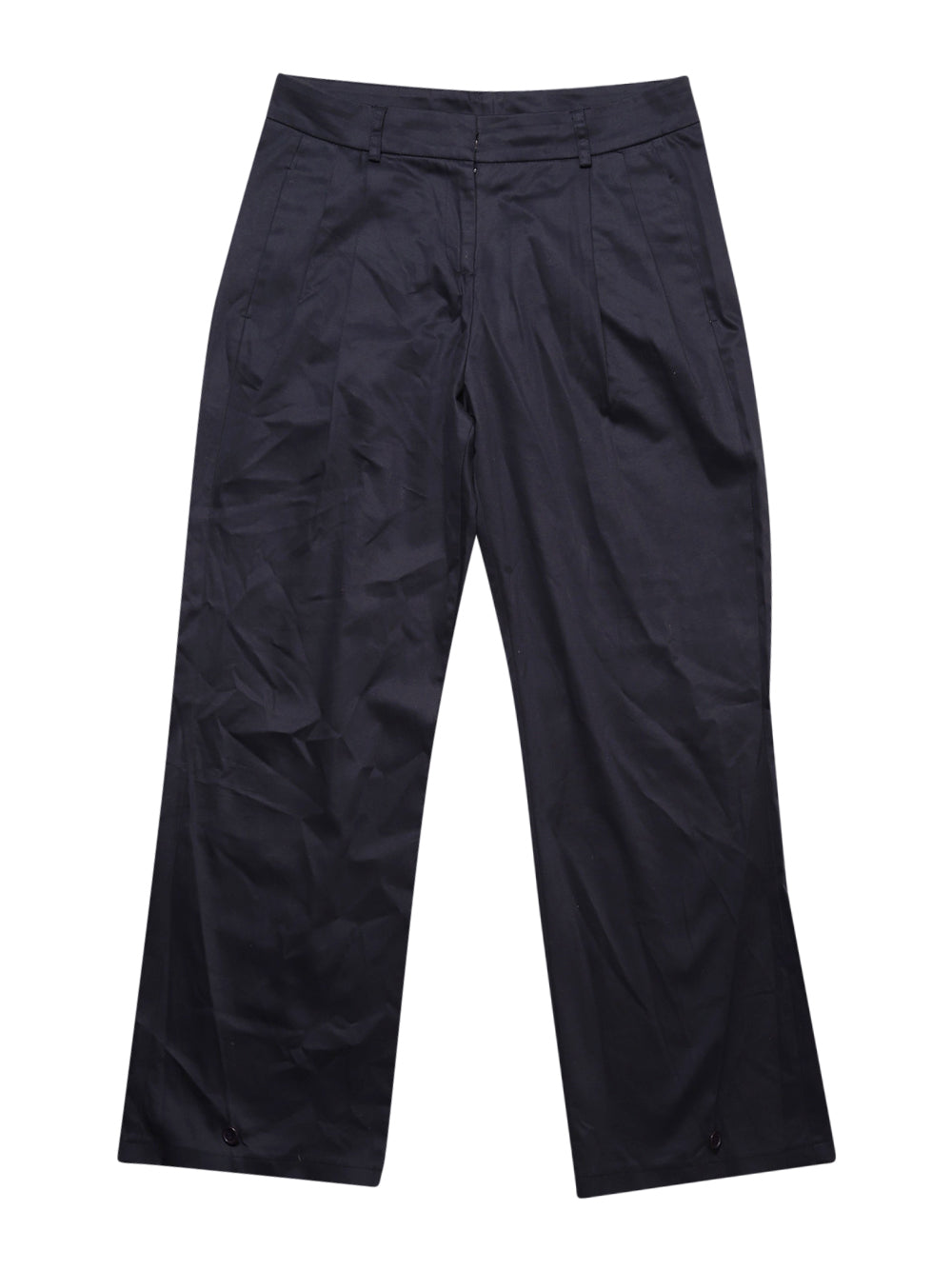 Front photo of Preloved Dixie Black Woman's trousers - size 10/M