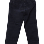 Back photo of Preloved babe & tess Blue Boy's trousers - size 12-18 mths