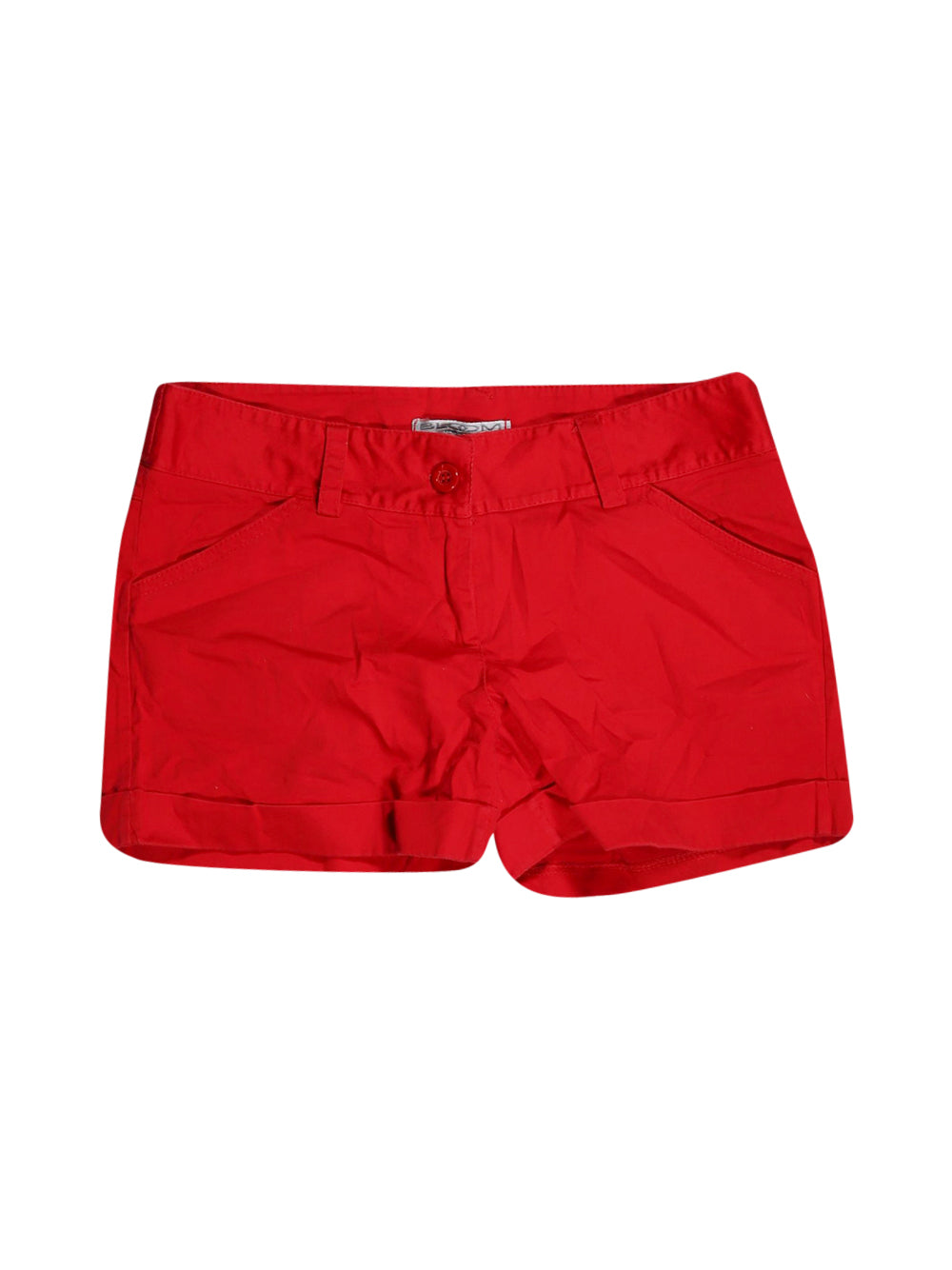 Front photo of Preloved Bloom Red Woman's shorts - size 10/M