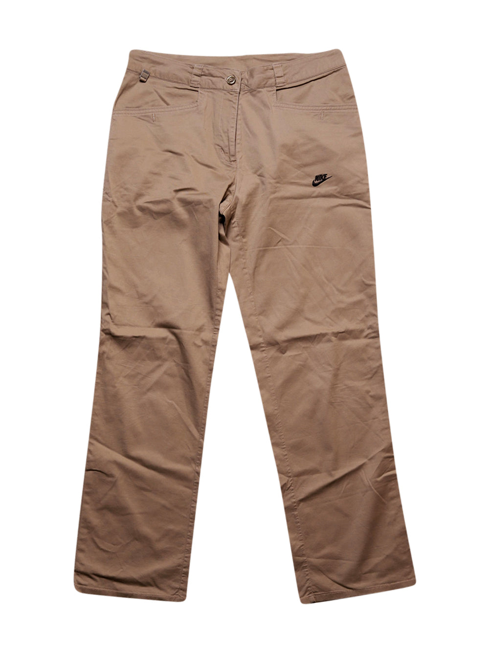 Front photo of Preloved Nike Beige Man's trousers - size 36/S