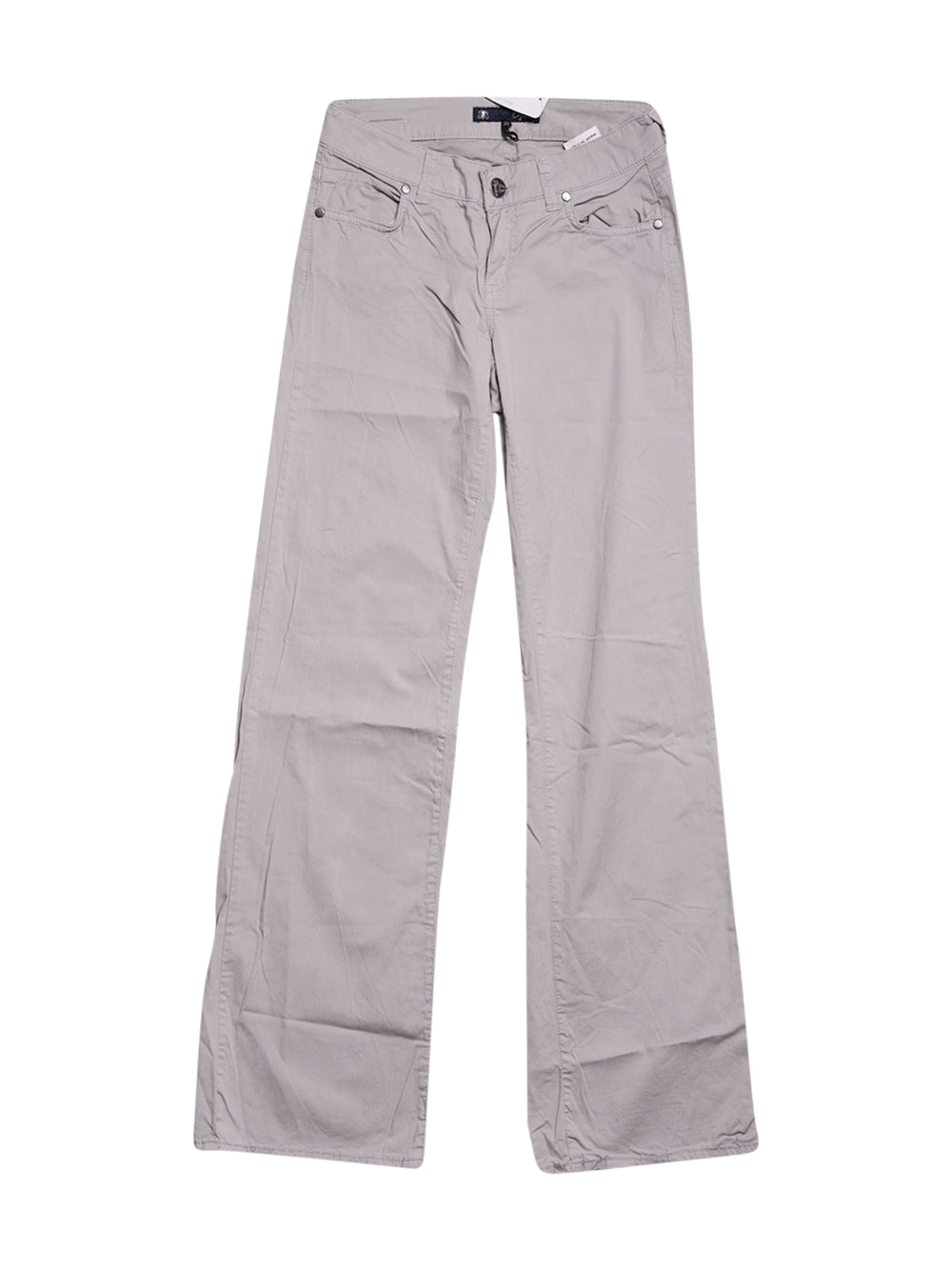 Front photo of Preloved cigala's Grey Woman's trousers - size 8/S