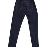 Back photo of Preloved l&h Blue Girl's trousers - size 5-6 yrs