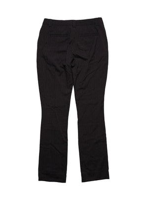 Back photo of Preloved Stefanel Black Woman's trousers - size 12/L