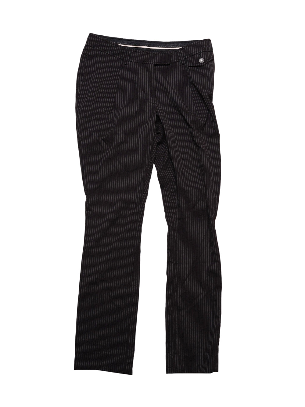 Front photo of Preloved Stefanel Black Woman's trousers - size 12/L