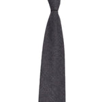 Detail photo of Preloved savino & sons Grey Man's tie - size one-size
