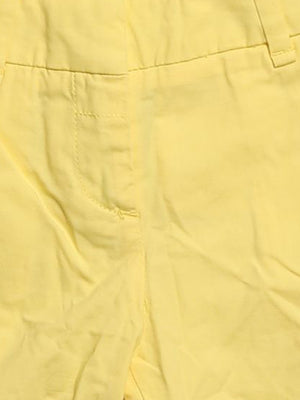 Detail photo of Preloved Pinko Yellow Girl's shorts - size 3-4 yrs