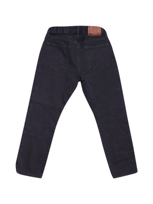 Back photo of Preloved Gap Black Girl's trousers - size 5-6 yrs