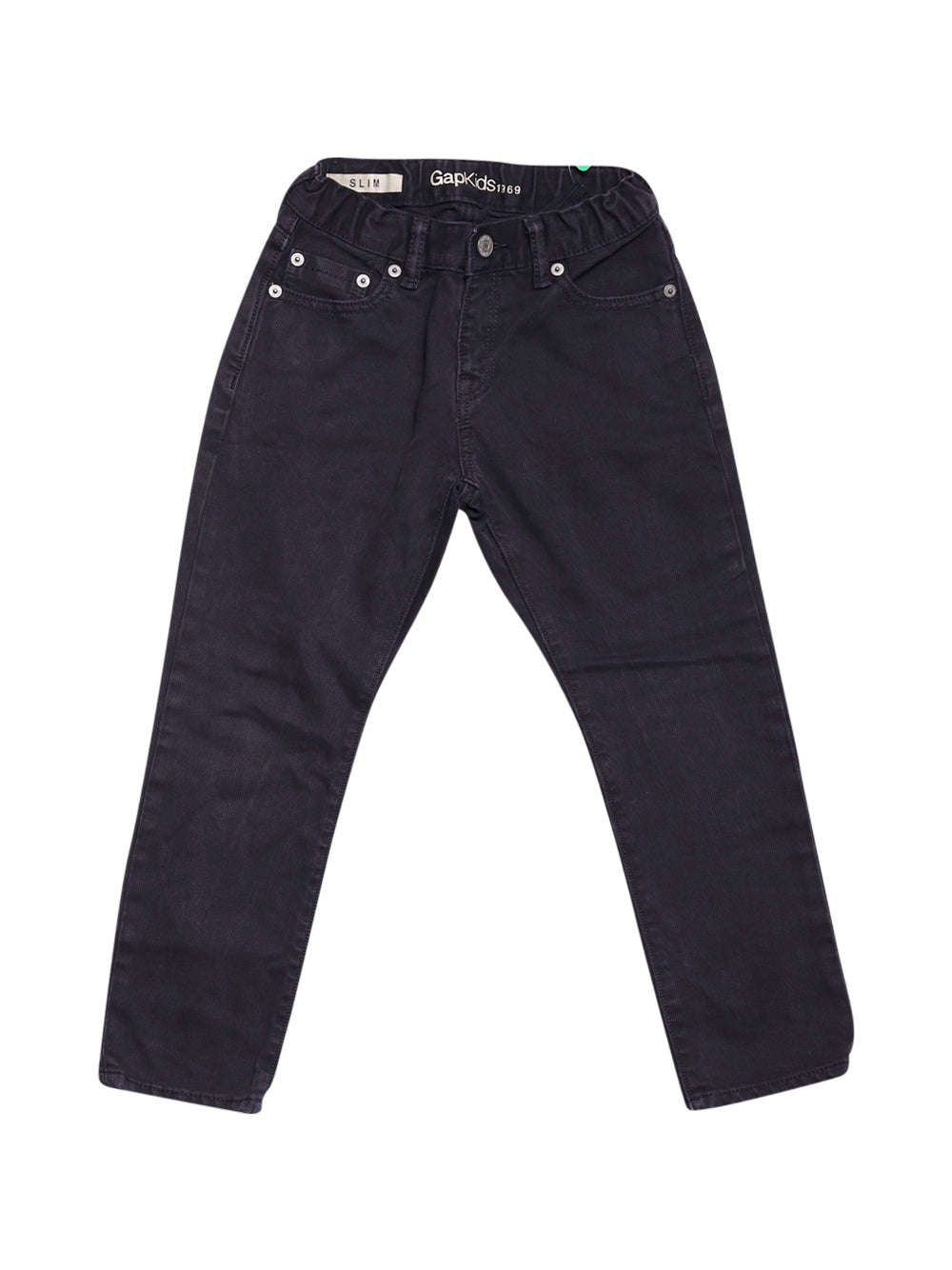Front photo of Preloved Gap Black Girl's trousers - size 5-6 yrs