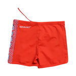 Front photo of Preloved endurance Red Boy's swimsuit - size 18-24 mths