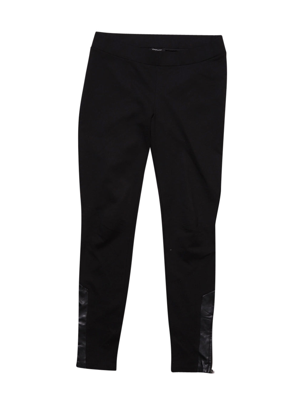 Front photo of Preloved Motivi Black Woman's sport trousers - size 8/S