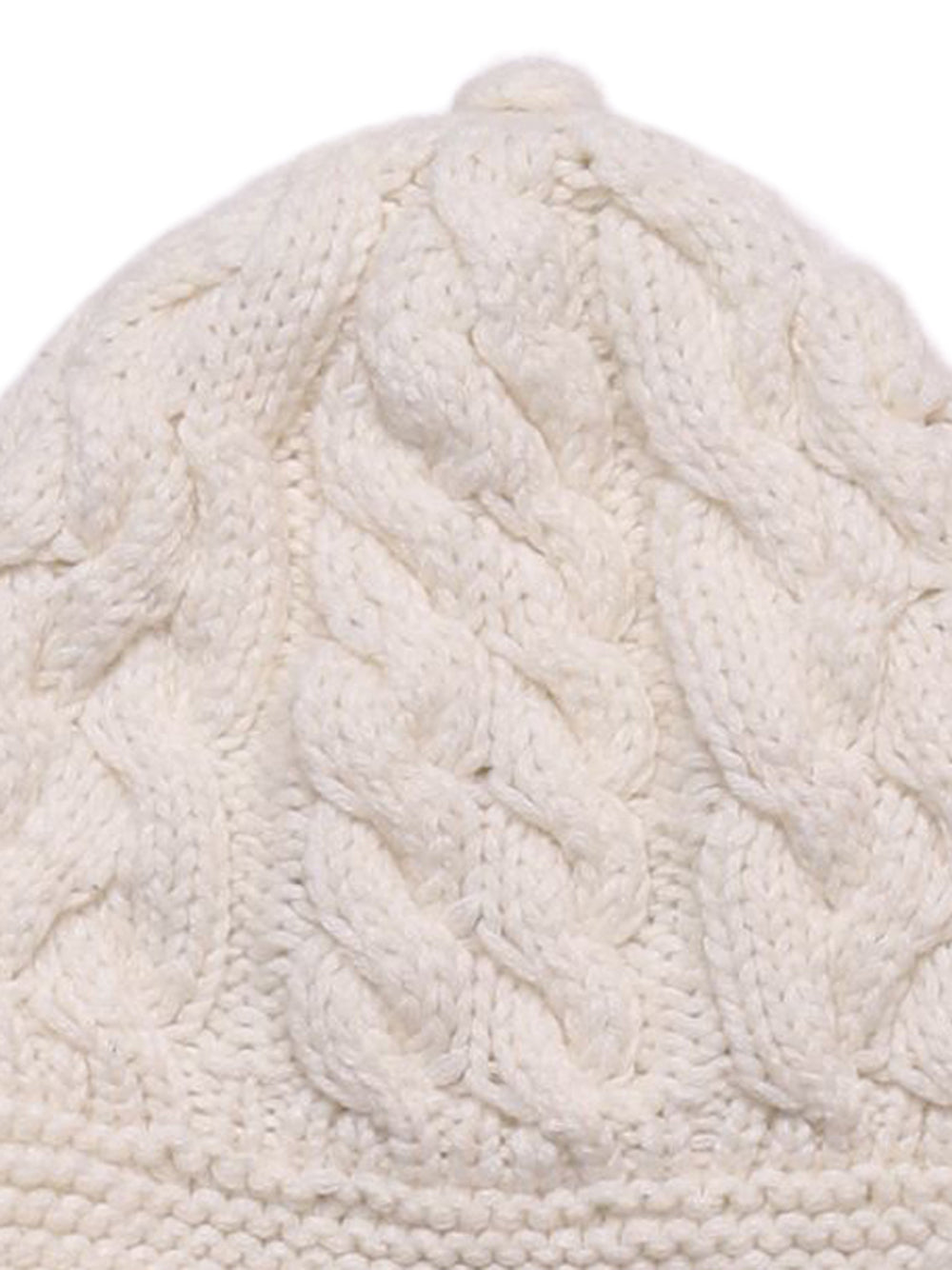 Detail photo of Preloved Burton White Woman's hat - size 10/M