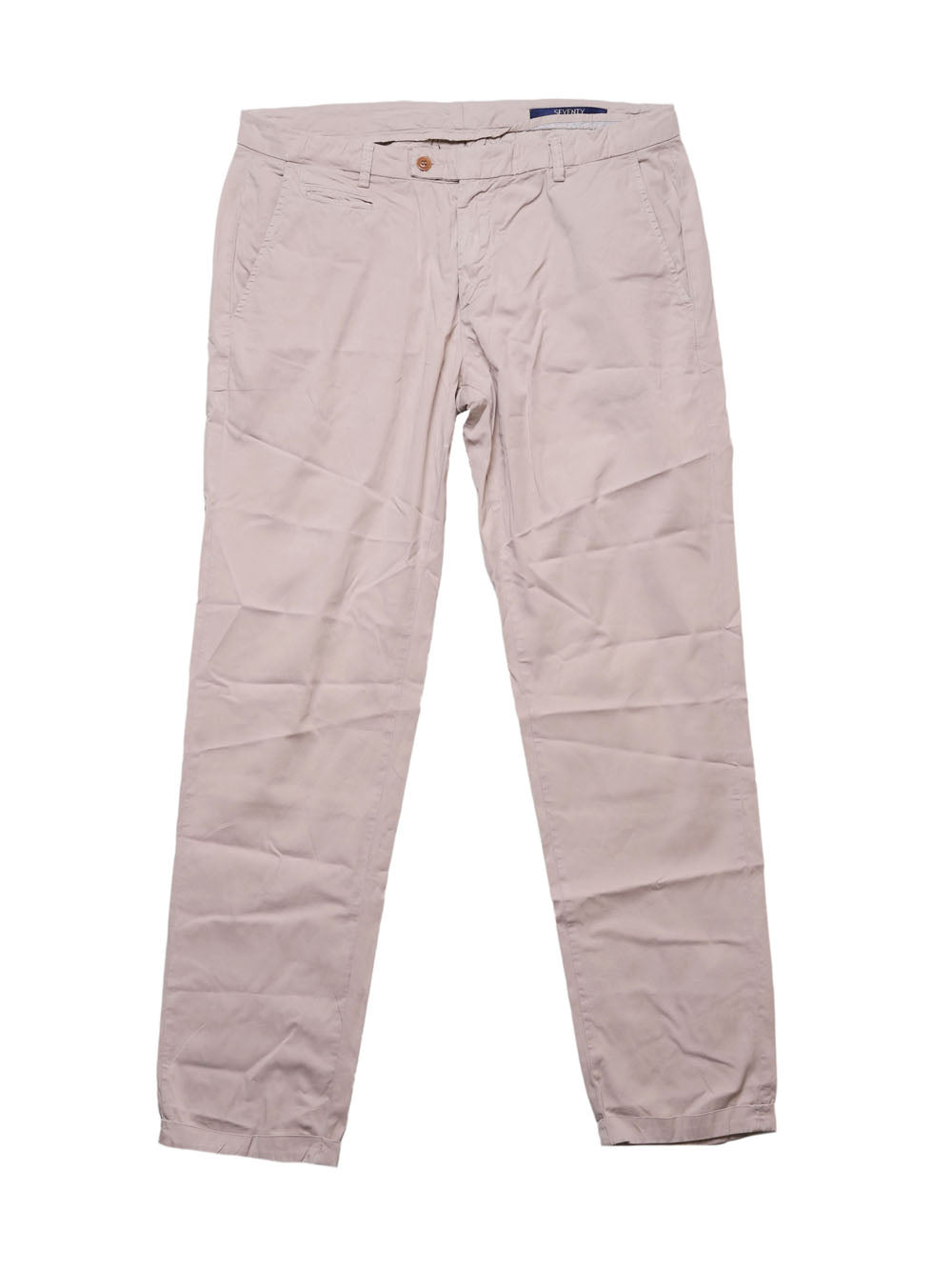 Front photo of Preloved Seventy Beige Man's trousers - size 40/L