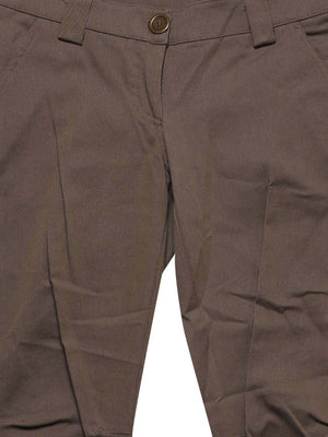 Detail photo of Preloved Rinascimento - Made In Italy Brown Woman's trousers - size 10/M