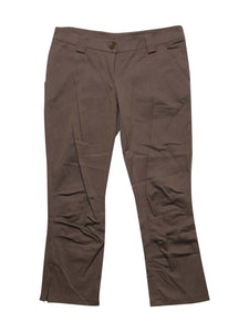 Front photo of Preloved Rinascimento - Made In Italy Brown Woman's trousers - size 10/M