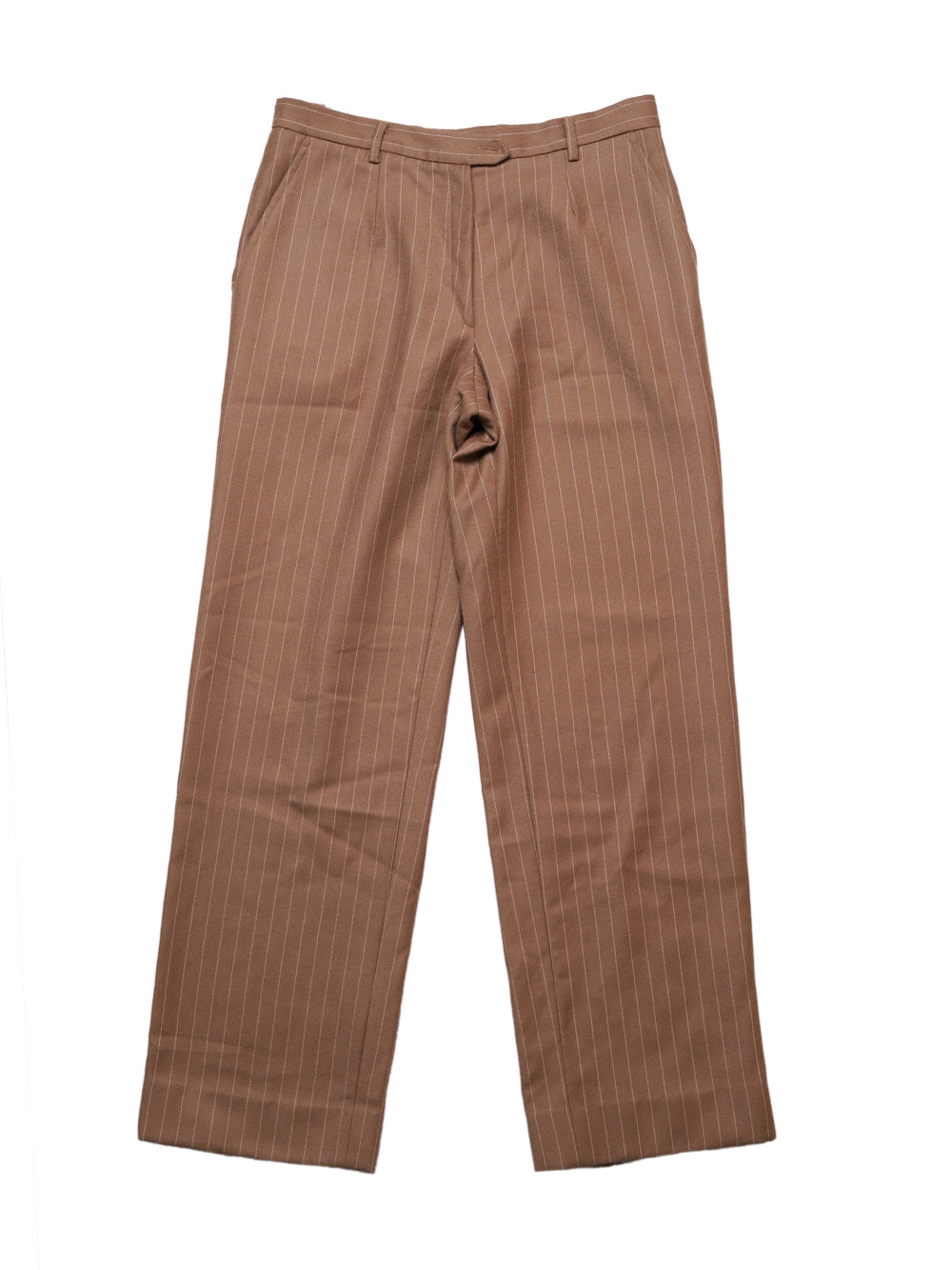 Front photo of Preloved valentini Beige Woman's trousers - size 10/M