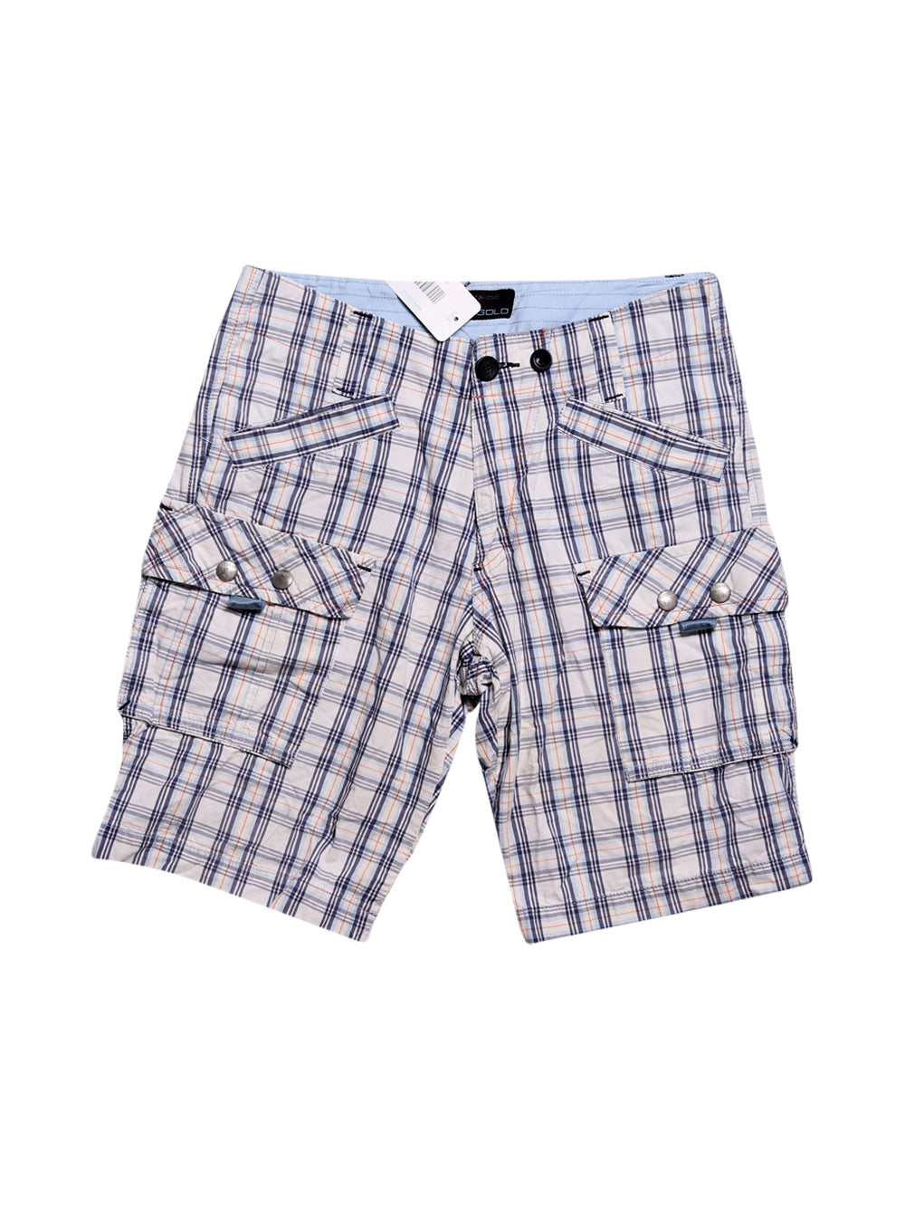 Front photo of Preloved Energie White Man's shorts - size 34/XS