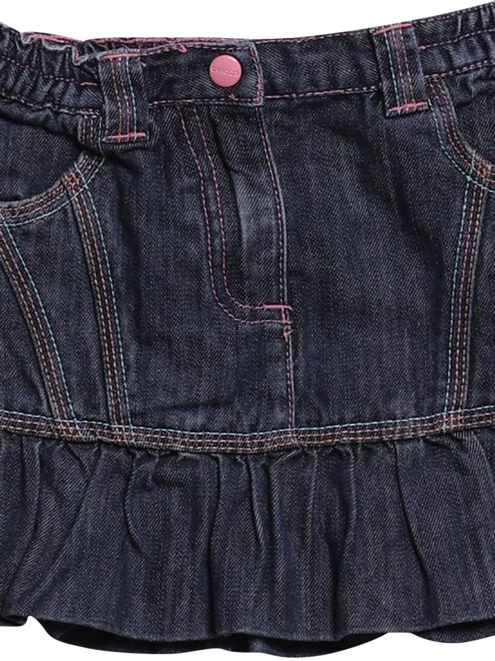 Detail photo of Preloved Chicco Blue Girl's skirt - size 18-24 mths