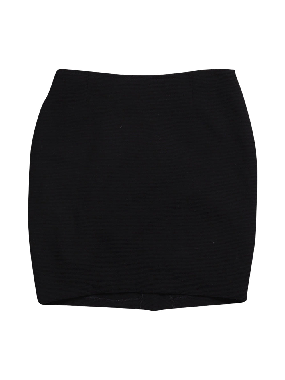 Front photo of Preloved Superior Black Woman's skirt - size 10/M