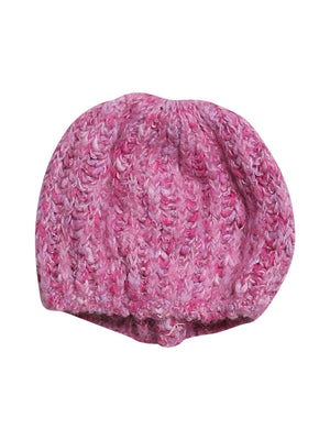 Back photo of Preloved Unlimited Pink Girl's hat - size 2-3 yrs