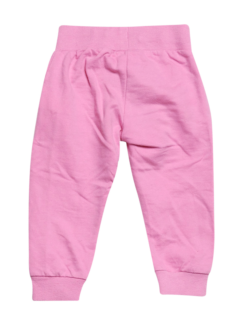 Back photo of Preloved Chicco Pink Girl's trousers - size 12-18 mths