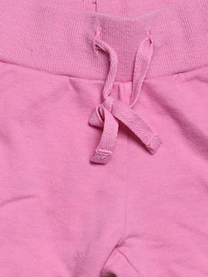 Detail photo of Preloved Chicco Pink Girl's trousers - size 12-18 mths