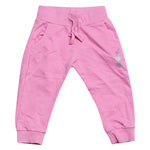 Front photo of Preloved Chicco Pink Girl's trousers - size 12-18 mths