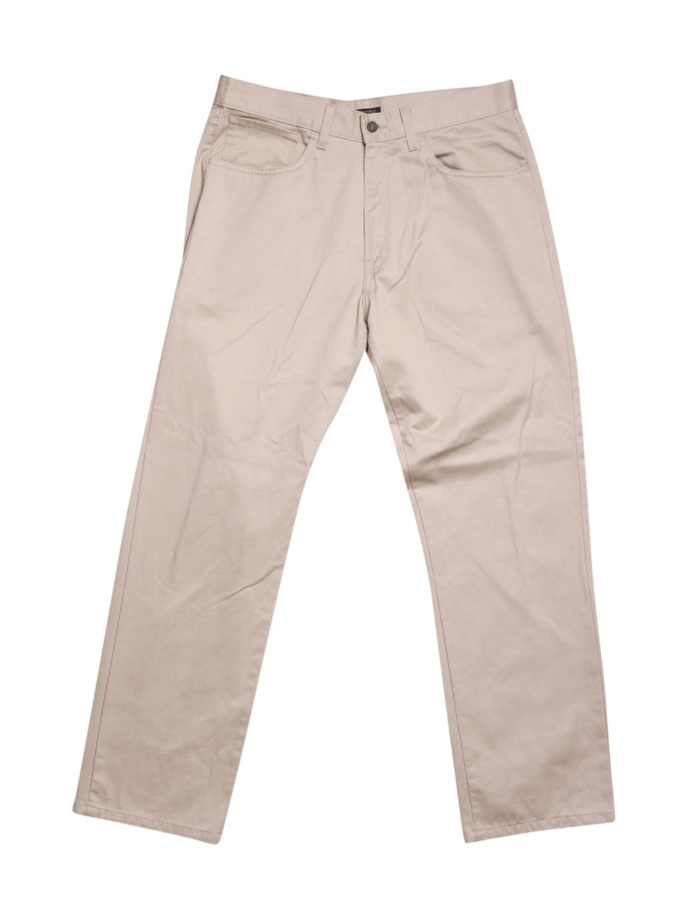 Front photo of Preloved Dockers Beige Man's trousers - size 38/M